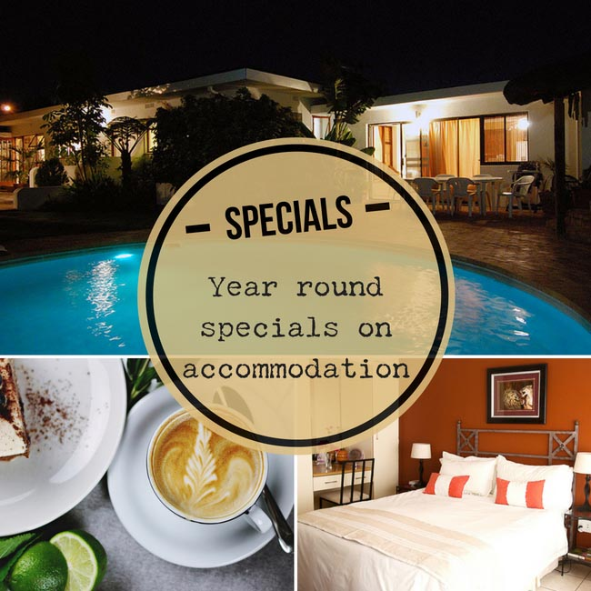 Accommodation DISCOUNT Deals @ Pelican Place